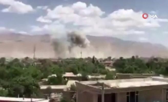 Afganistan'da il istihbarat merkezine saldırı