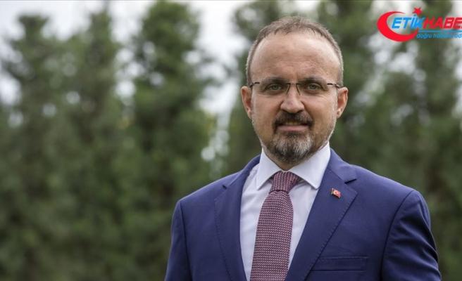 AK Parti Grup Başkanvekili Turan, AYM'nin infaz düzenlemesine ilişkin kararını değerlendirdi