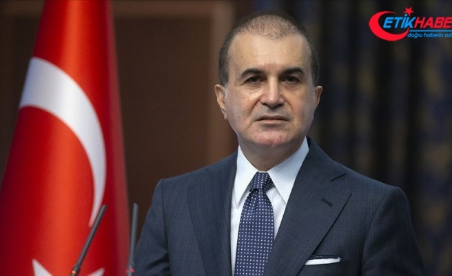 AK Parti Sözcüsü Çelik: Macron Türkiye ile uğraşmak yerine Fransa'nın rotasını düzeltmeli