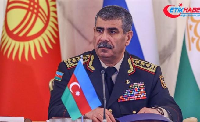Azerbaycan'dan Mersin'deki kazada şehit olan askerler için taziye mesajı