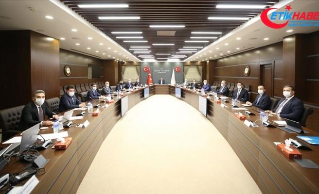 Bakan Albayrak'tan Finansal İstikrar ve Kalkınma Komitesi açıklaması