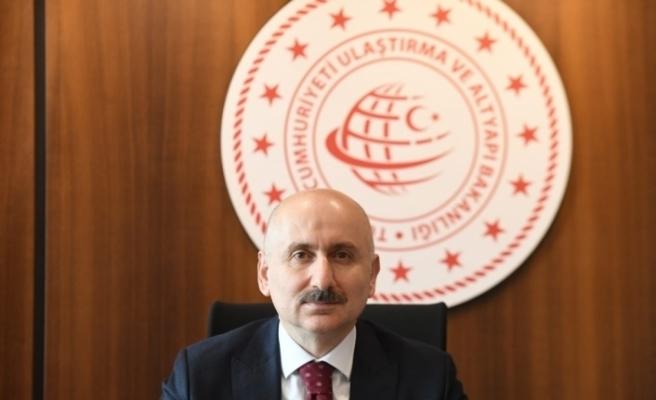 Bakan Karaismailoğlu, Türkmenistan Başkan Yardımcısı Ovezov ile görüştü