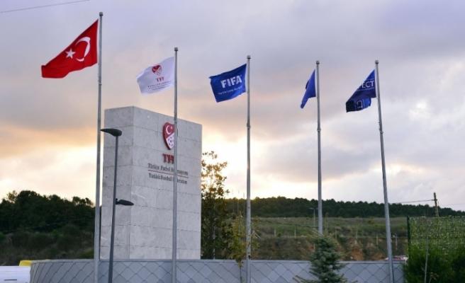 Bakan Kasapoğlu, TFF Yönetim Kurulu toplantısına katıldı