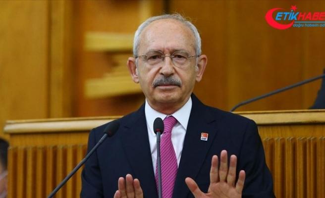 Kılıçdaroğlu'ndan HDP Eş Genel Başkanı Sancar'a başsağlığı telefonu