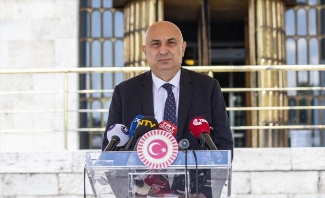 CHP Grup Başkanvekili Özkoç, gündemi değerlendirdi: