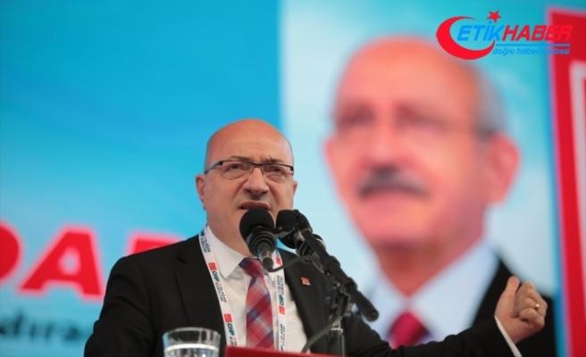 CHP PM üyesi İlhan Cihaner: Olağanüstü kurultayda imza veren insanlar düşmanlaştırıldı. Yoldaşlık bu mu?