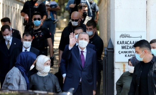 Cumhurbaşkanı Erdoğan basın mensuplarının sorularını yanıtladı: