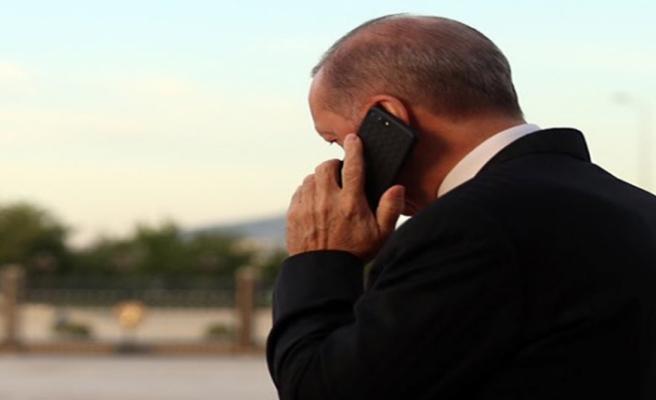 Cumhurbaşkanı Erdoğan, Nijer Cumhurbaşkanı Issoufou ile görüştü