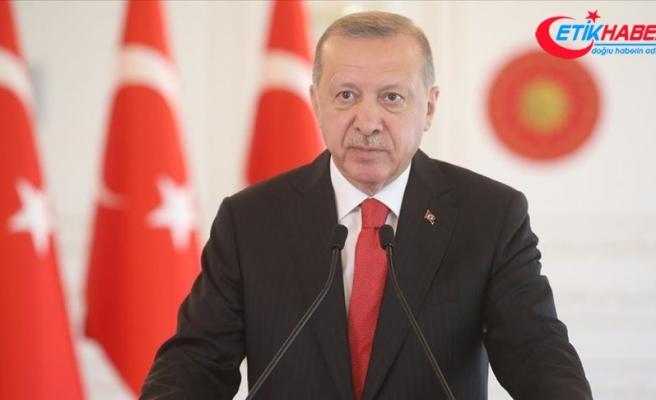 Cumhurbaşkanı Erdoğan: Kuklalarla değil, kuklacılarla muhatap olduğumuz bir döneme girdik