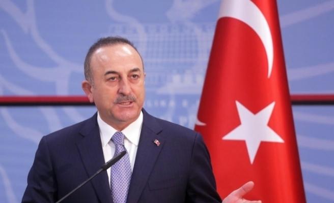"""Dışişleri Bakanı Çavuşoğlu: """"Her zaman KKTC'nin yanındayız"""""""