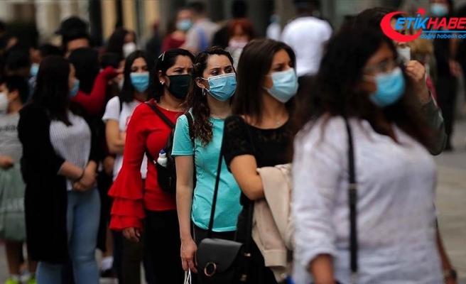 Dünya genelinde Kovid-19 tespit edilen kişi sayısı 17 milyon 195 bini geçti
