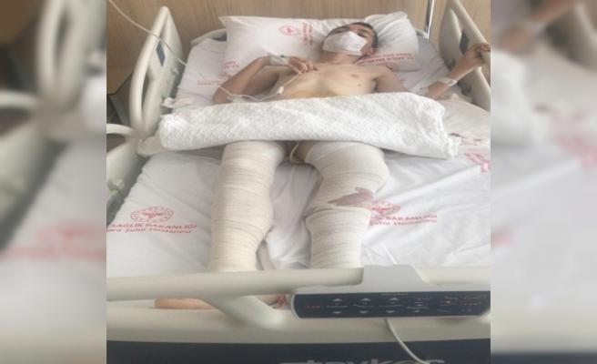 Engelli genci öldüresiye dövmüştü, Sincan Emniyeti o vicdansızı yakaladı