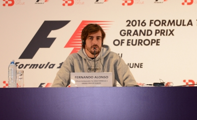 Fernando Alonso, Formula 1'e geri döndü