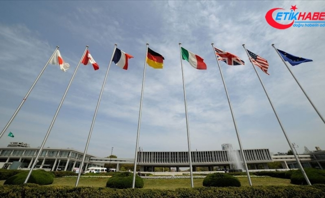 G7 maliye bakanlarından borçları askıya almayı tam olarak uygulama çağrısı