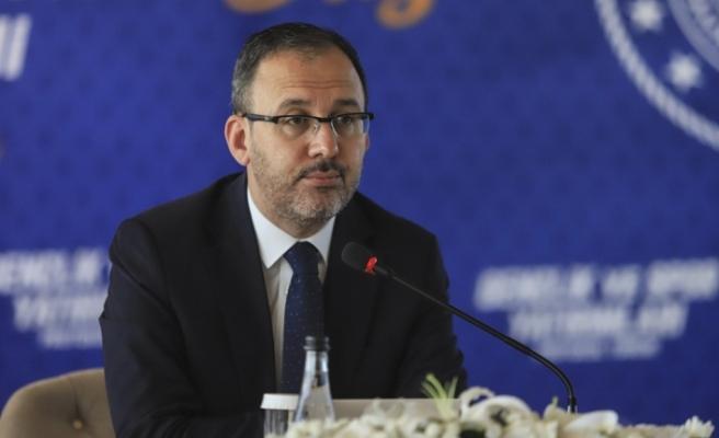 Gençlik ve Spor Bakanlığı'ndan Düzce için 32 Milyon TL'lik yatırım