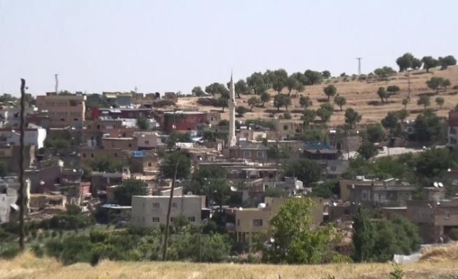 Gercüş'te 6 ev karantinaya alındı