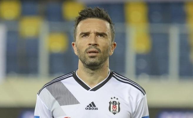Gökhan Gönül Beşiktaş ile son maçına çıktı