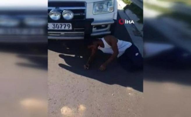 Güney Afrika'da 69 mahkum firar etti, polis insan avı başlattı