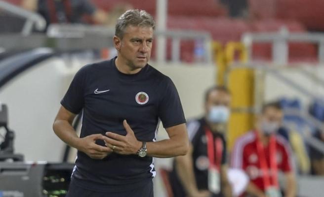 """Hamza Hamzaoğlu: """"Sezonu iyi bitirmek isterdik ama olmadı"""""""