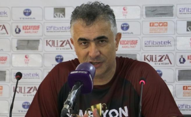 Hatayspor'da Mehmet Altıparmak dönemi sona erdi
