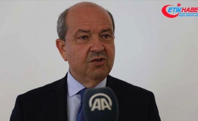 KKTC Başbakanı Tatar: Kıbrıs Barış Harekatı, Kıbrıs Türk halkı için yeni bir dönemin başlangıcı oldu