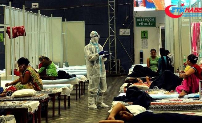 Kovid-19'dan son 24 saatte Brezilya'da 1284, Meksika'da 790, Hindistan'da 1129 kişi öldü