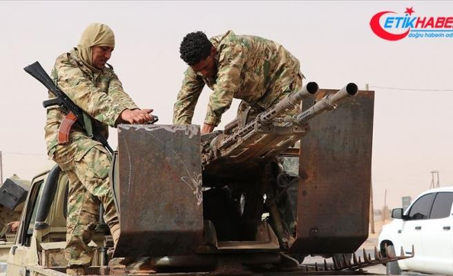 Libya ordusunun Sirte'ye yönelik seferberliği devam ediyor