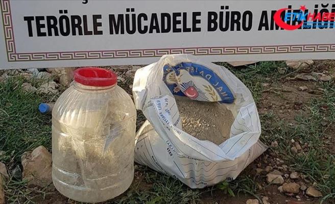 Mardin'de TNT patlayıcı ele geçirildi