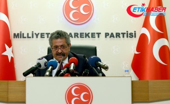 MHP'li Yıldız: Sosyal medya bataklığı ıslah edilecek, sosyal medyada da insanın onuru korunacak