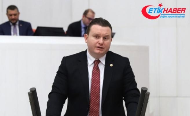MHP Grup Başkanvekili Bülbül'den, CHP'li Altay'ın açıklamalarına yanıt: Ayaklarımızın altında çiğniyoruz