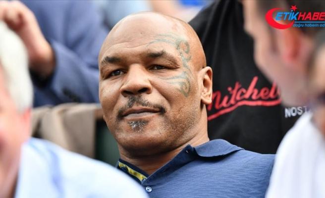 Mike Tyson ringe geri dönüyor