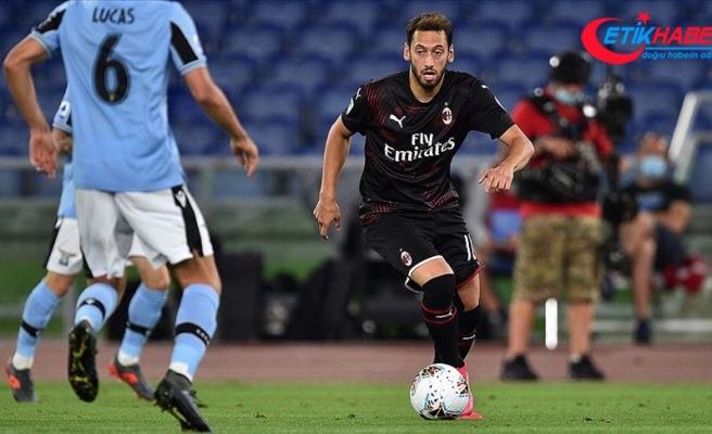 Milan'dan şampiyonluk mücadelesi veren Lazio'ya ağır darbe