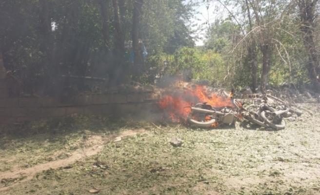 Resulayn'da bomba yüklü araçla saldırı : 4 ölü, 10 yaralı