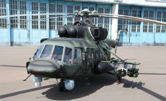 Rusya, Suriye koşullarına göre askeri operasyon helikopteri geliştirdi