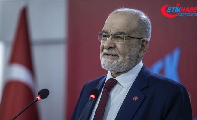 Saadet Partisi Genel Başkanı Karamollaoğlu: Ayasofya'nın ibadete açılması ülkemiz için önemli bir adımdır