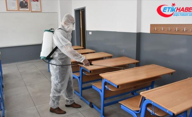 Sağlık Bakanlığı okullarda alınması gereken Kovid-19 önlemlerini belirledi