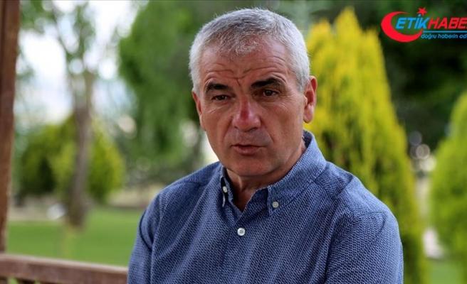 Sivasspor Teknik Direktörü Rıza Çalımbay, Avrupa Ligi'nde takımına güveniyor