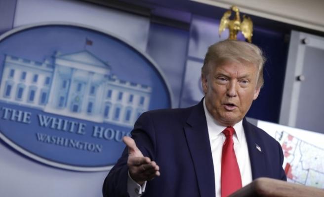 Trump okulların açılması için Kongre'den 105 milyar dolar talep etti