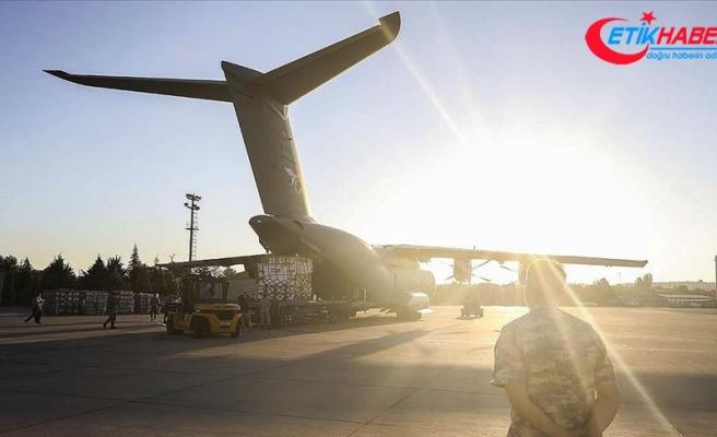 Türkiye'den Irak'a tıbbi yardım
