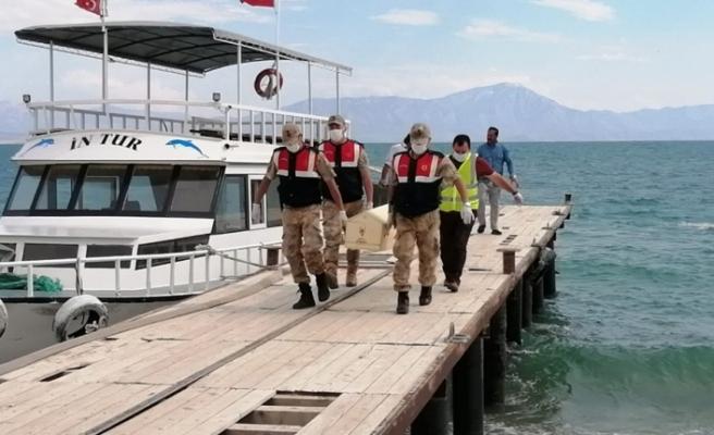 Van Gölü'nde çıkarılan ceset sayısı 32'ye yükseldi