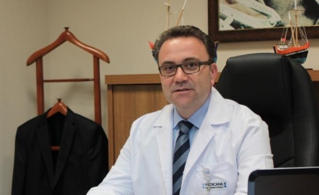 Varis tedavisinde kapalı yöntem: Embolizan ajan tedavisi