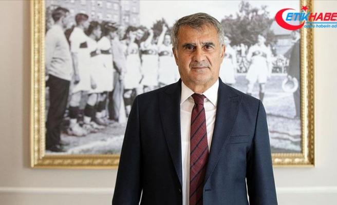 A Milli Futbol Takımı Teknik Direktörü Güneş: Küme düşme ve yabancı kontenjanı kararları gözden geçirilmeli