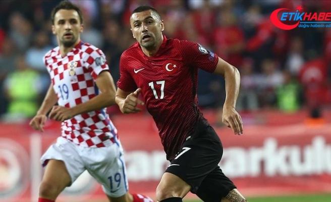 A Milli Takım, 11 Kasım'da Hırvatistan ile özel maçta karşılaşacak