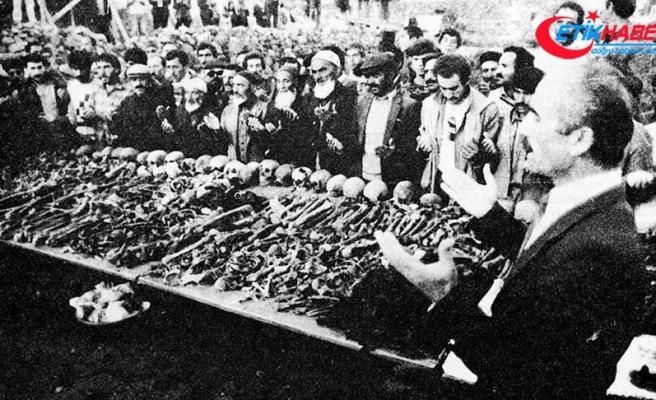 ABD'li Profesör Gunter: Ermenilerin öldürülmesinin resmi politika olduğunu kanıtlayan belge yok