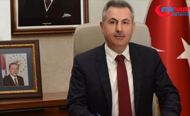 Adana Valisi Elban: Yakalanan PKK'lı terörist Suriye'de uzun süre bomba eğitim almış
