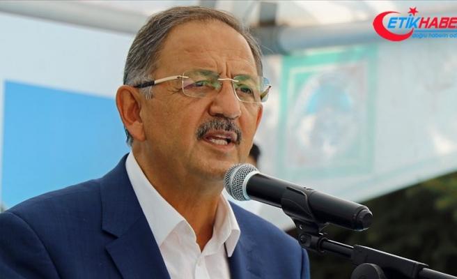 AK Parti Genel Başkan Yardımcısı Özhaseki: Anketler yaptırdık, arkadaşlarımız müthiş başarılılar