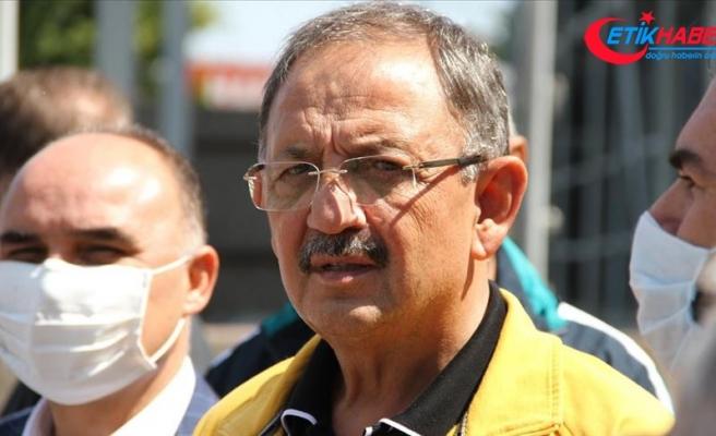 AK Parti Genel Başkan Yardımcısı Özhaseki'den 'küresel ısınma' vurgusu