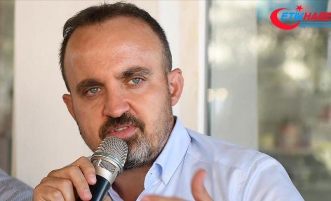 AK Parti'li Turan: Akdeniz'de de müjde alacağımızı düşünüyoruz