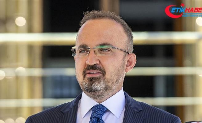 AK Parti'li Turan: Türkiye Doğu Akdeniz'de uluslararası hukuka uygun hareket ediyor