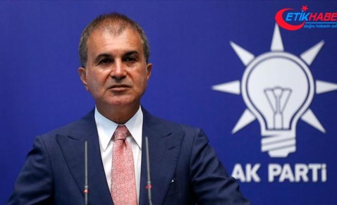 AK Parti Sözcüsü Ömer Çelik, terörist Tarrant'a verilen cezayı değerlendirdi